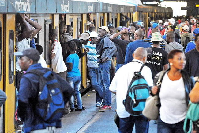 Metrorail Central line still suspended