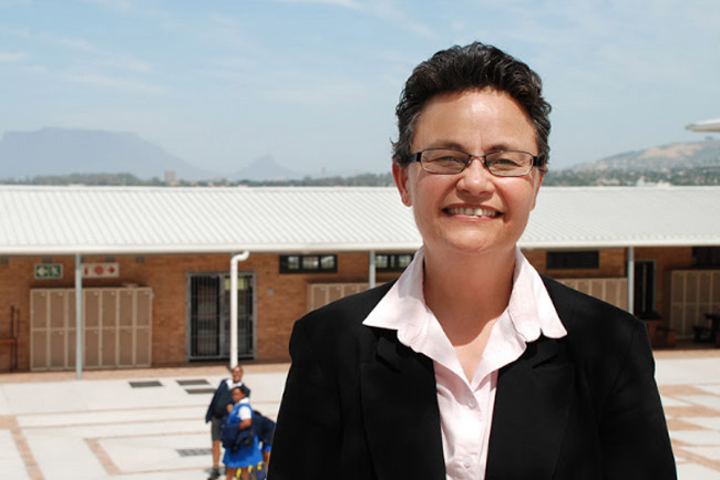 The world's best teacher could be from Cape Town