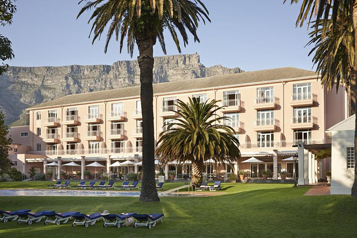 Tales of the Western Cape's oldest hotels