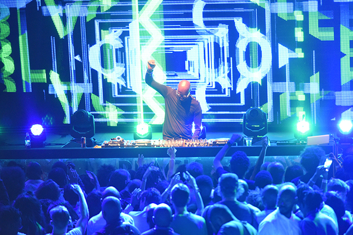 Black Coffee hooked on Cape Town