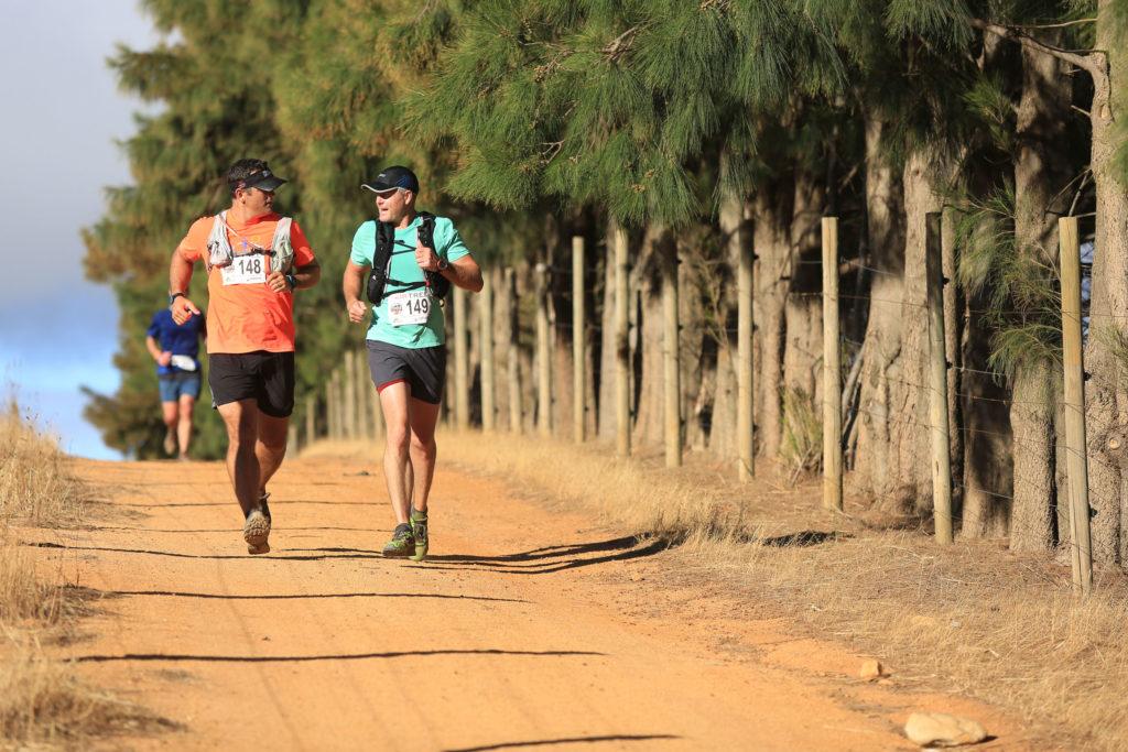 Explore the running trails of Simonsberg