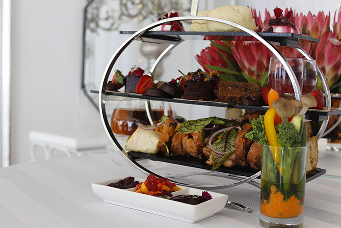 Cape hotel introduces Vegan High Tea