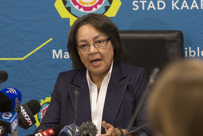 De Lille claims City managers were slow to react to water crisis