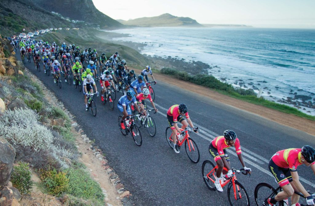 Cape Town Cycle Tour targets zero water footprint