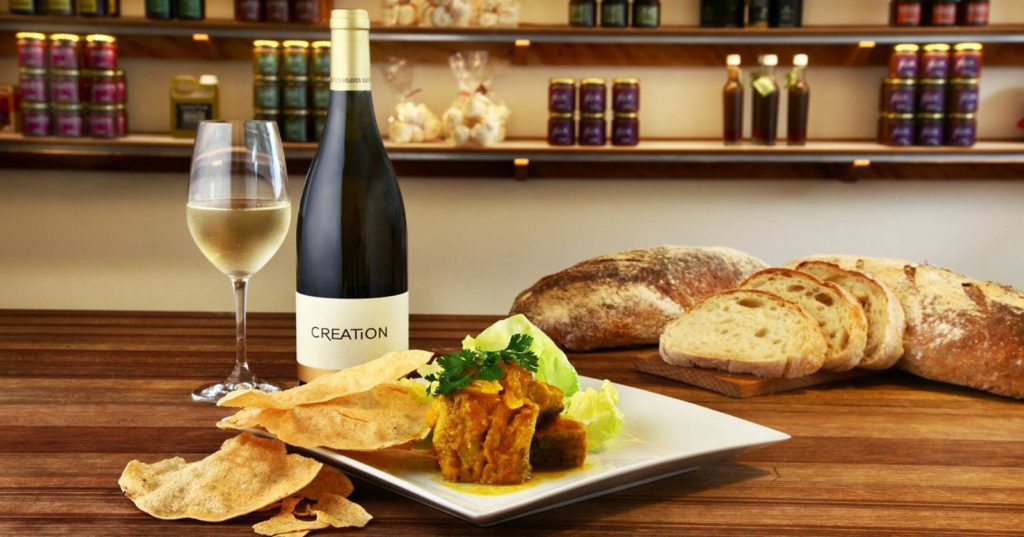 WIN a food and wine pairing experience at Creation Wines (CLOSED)