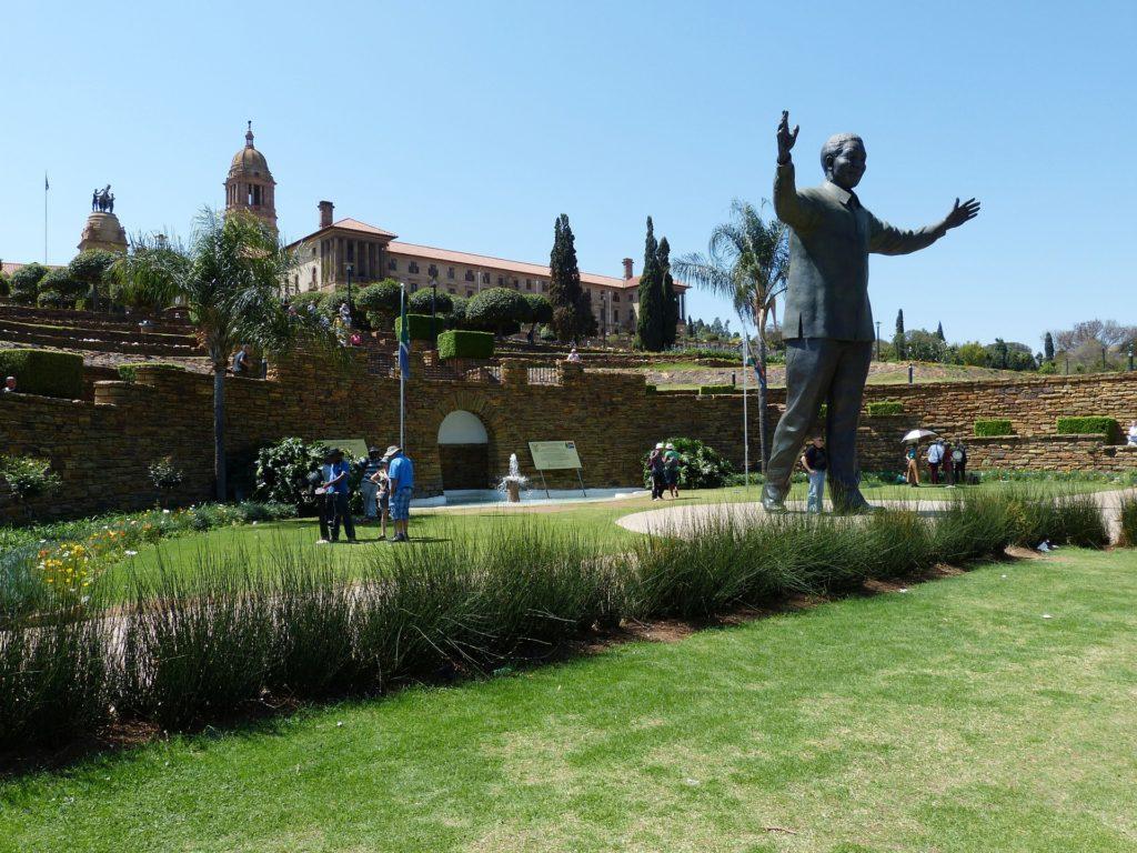 Pretoria (not Cape Town) is SA's most expensive city
