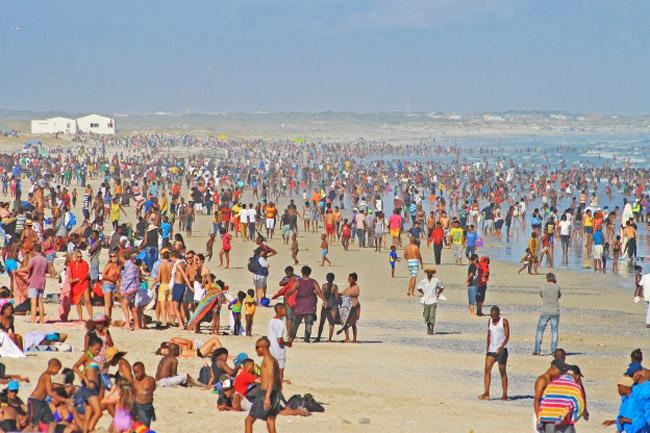 10-week-old baby found dead on Cape beach