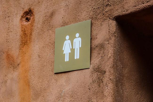 Toilet stink on Big Bay beach
