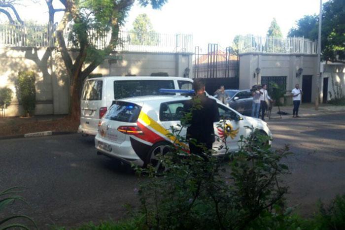 Gupta brother arrested
