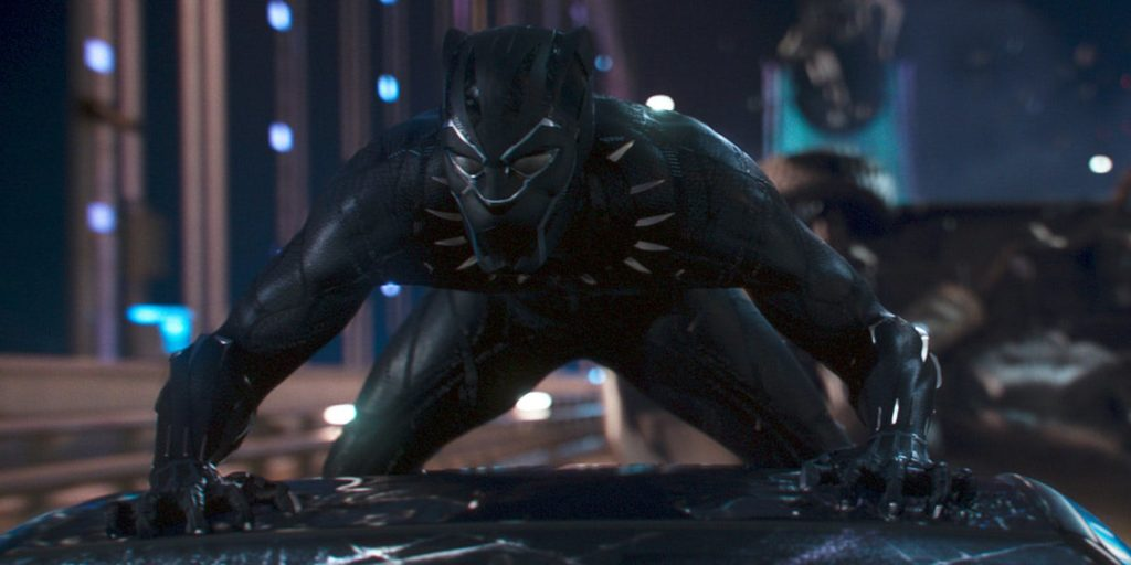 Black Panther Challenge