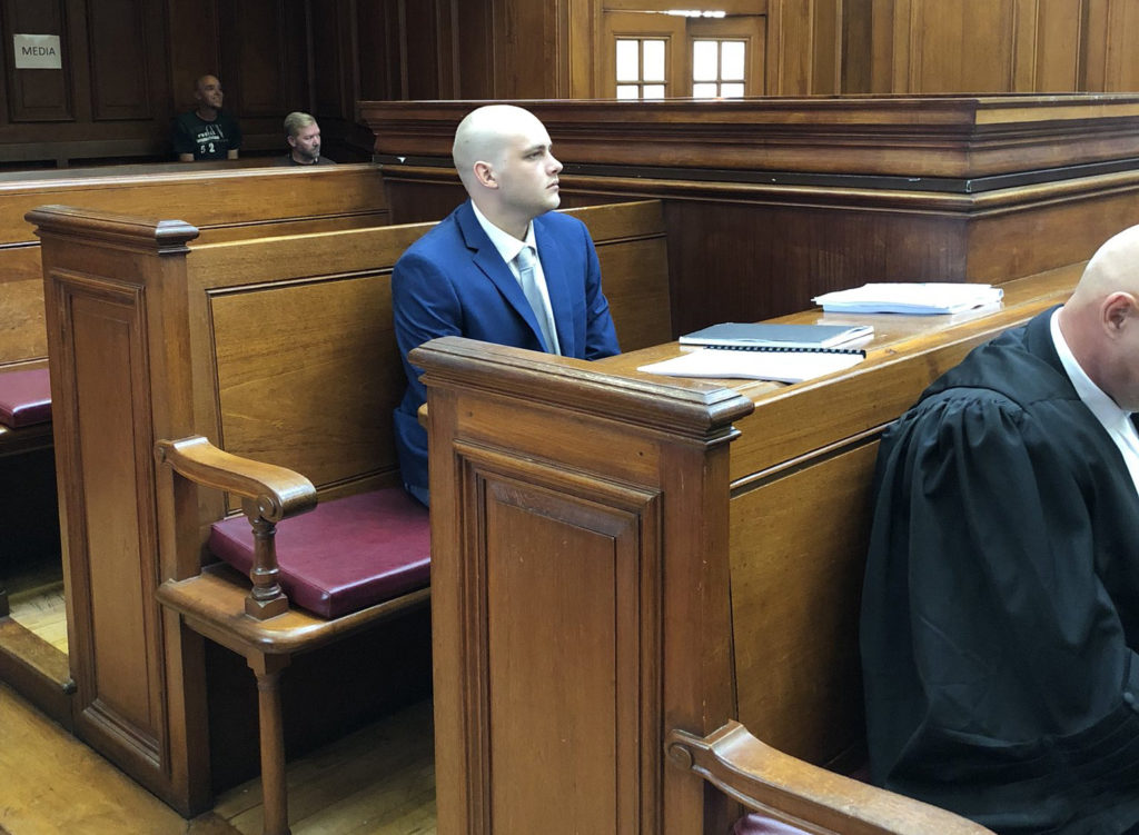 Van Breda trial closing arguments begin
