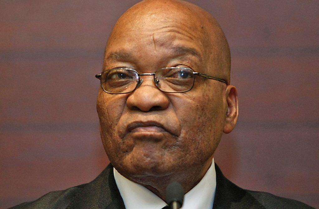 ANC recalls Zuma as president