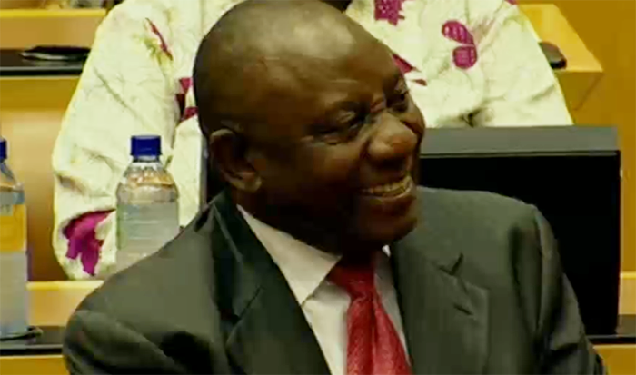 Cyril Ramaphosa elected as new president of South Africa