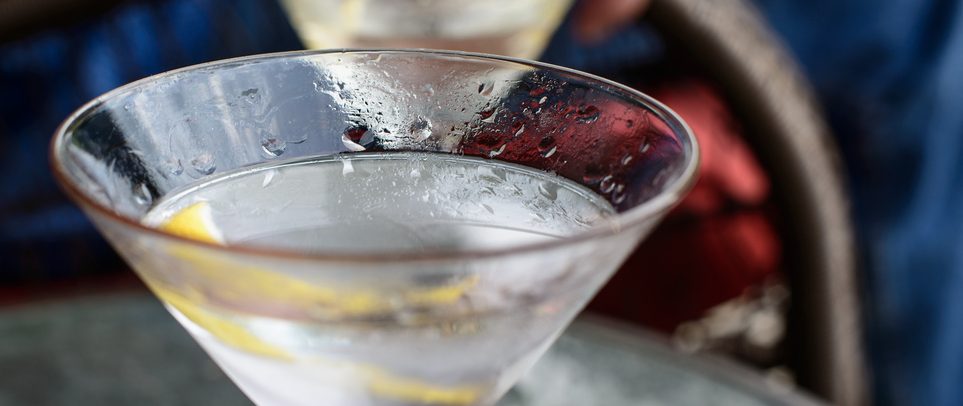 Gin once a day, keeps the doctor away