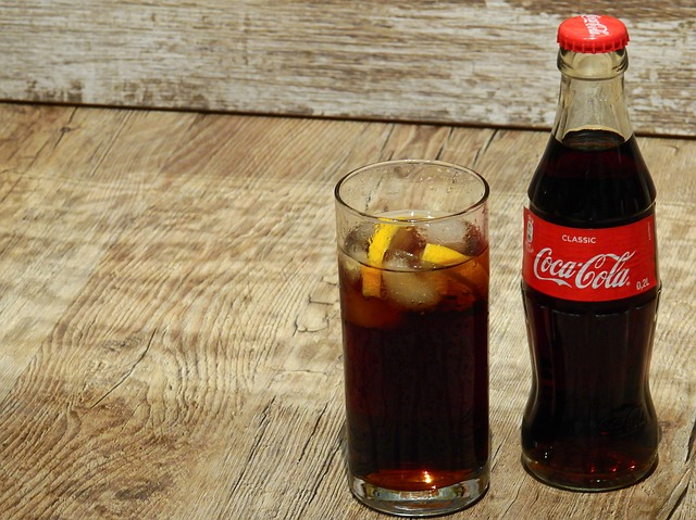 Don't just drink your coke - clean with it too