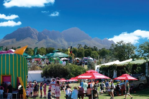 Cape Getaway Show cancelled due to water crisis