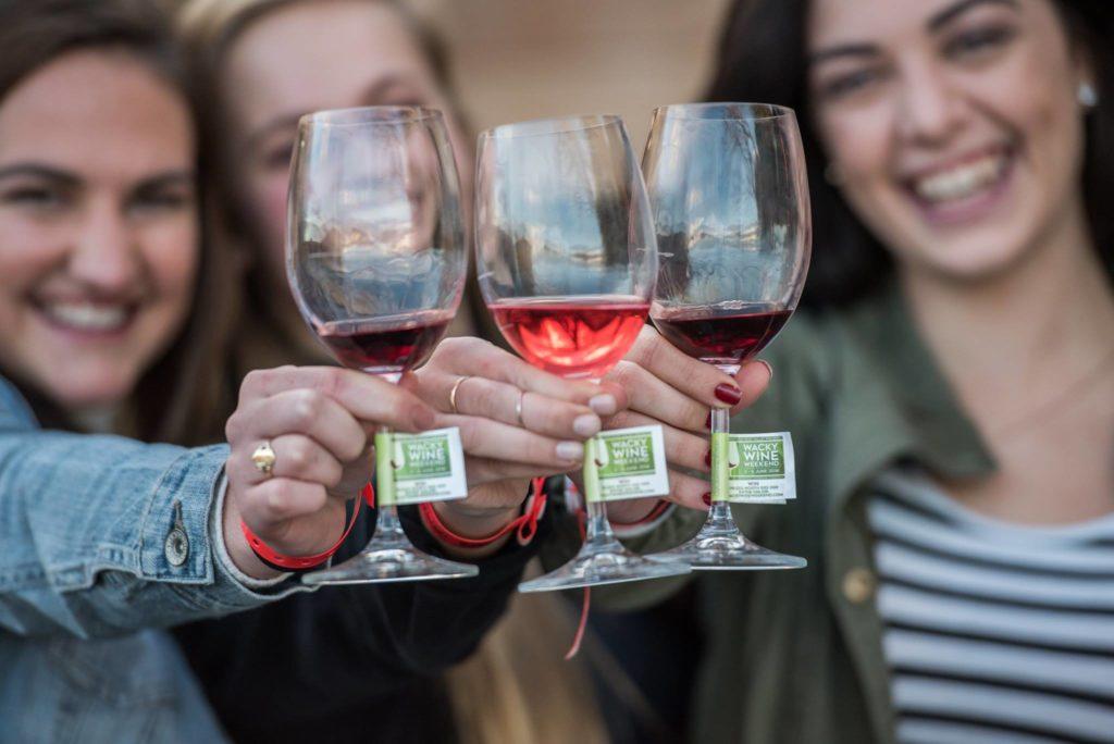 WIN: Tickets to Wacky Wine Weekend (closed)