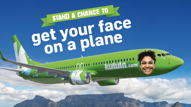 May the best Kulula face win