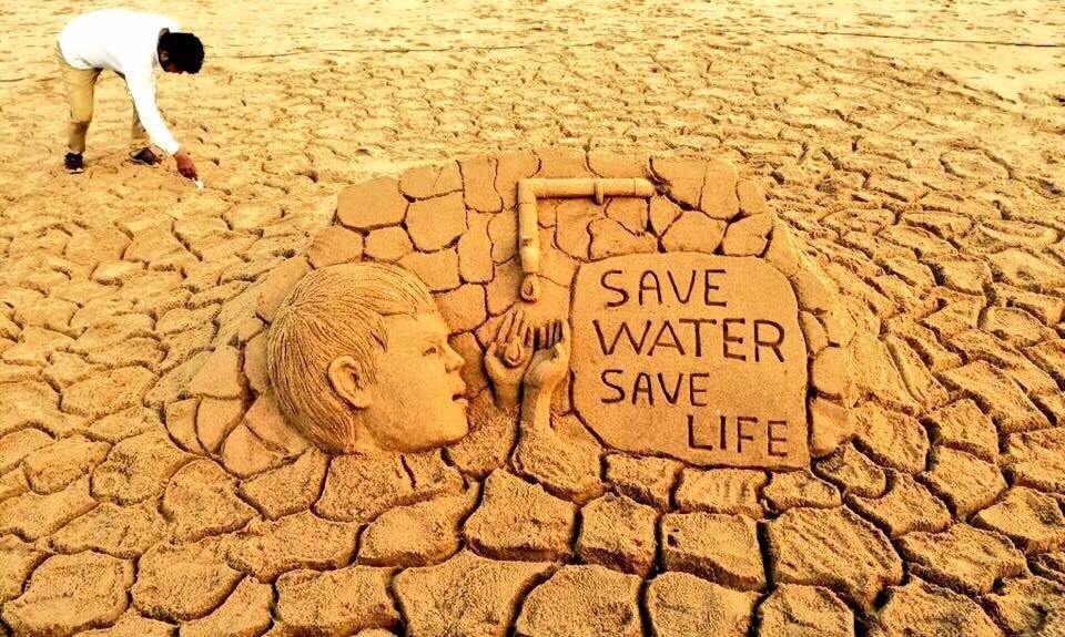 World Water Day: Save water, save life