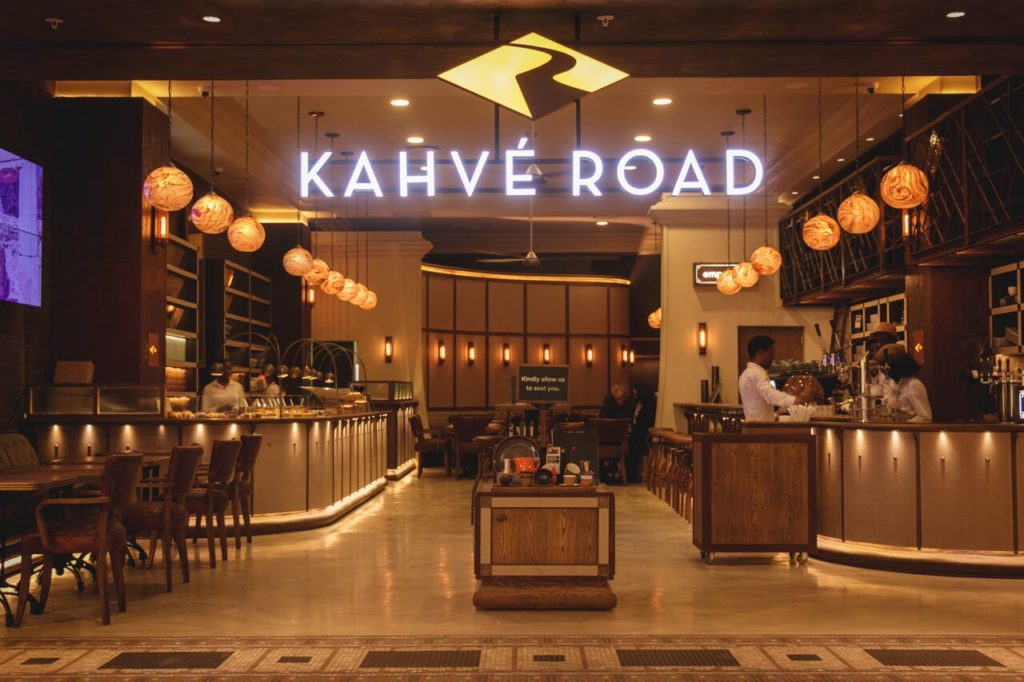 Kahvé Road - where the taste of coffee is a journey