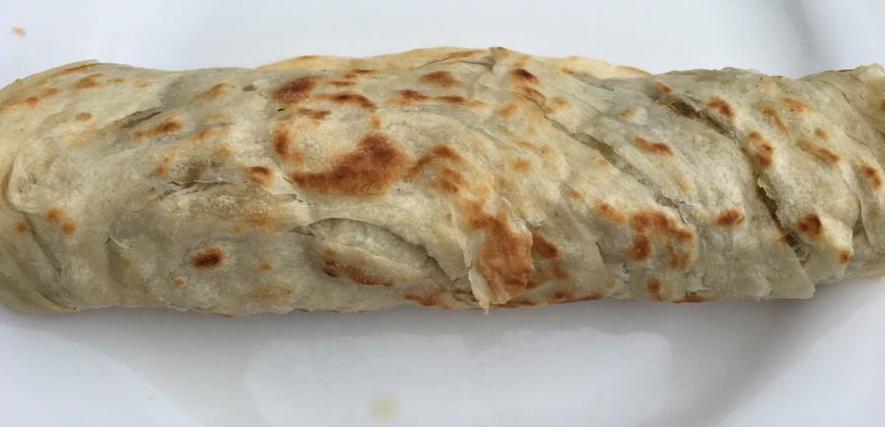 Salomie - Cape Town's favourite roti wrap