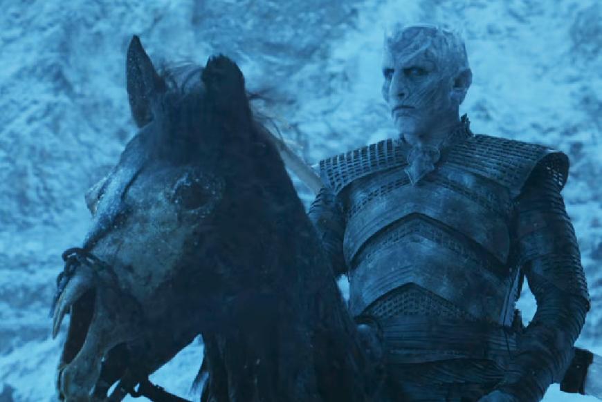 Mass murder on Game of Thrones