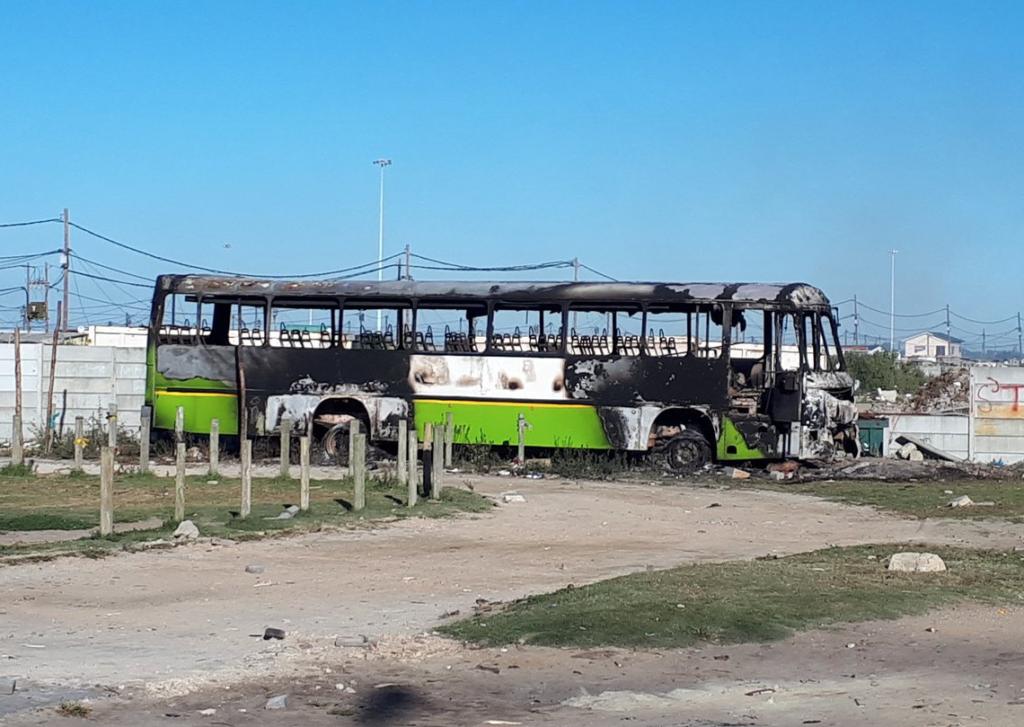 Land grab protests continue in Hermanus