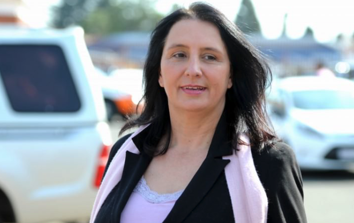 Momberg gets two years in prison for racist rant