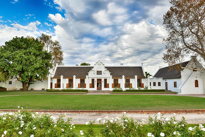 WIN: A magical weekend away blending wine at Zandvliet (closed)