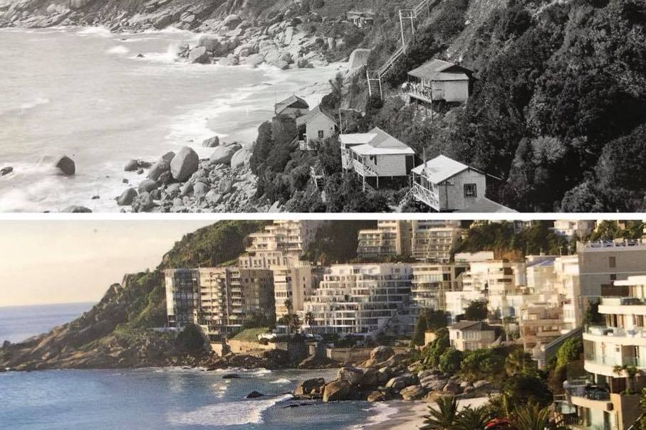 These six pictures reveal how much Cape Town has changed