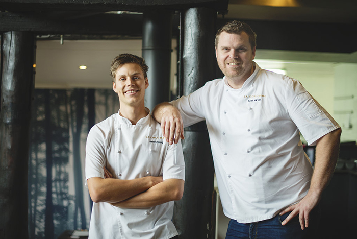New Executive Chef for La Colombe restaurant
