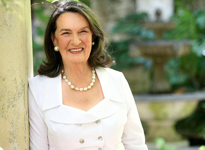 Real estate mogul Pam Golding dies