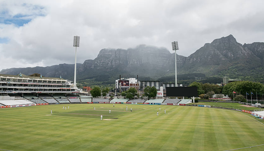Newlands Cricket Stadium looted by robbers