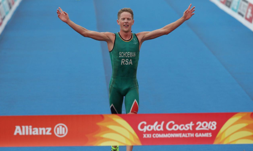 SA takes first gold medal at Commonwealth Games