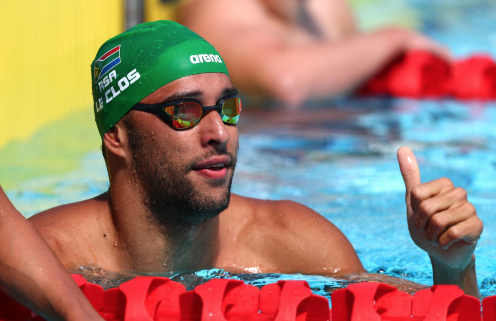 Chad le Clos bags SA's second gold medal at Commonwealth Games