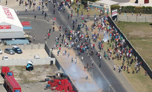 March in Hermanus gathers 1500 people