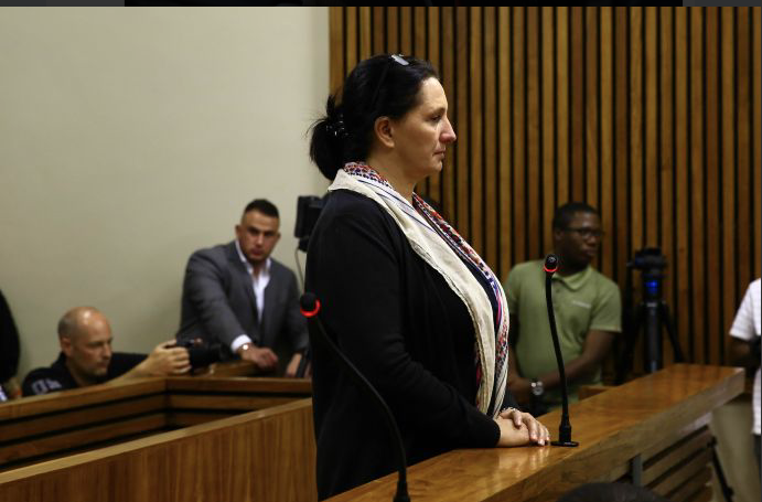 Vicki Momberg's lawyers say prison sentence is too harsh