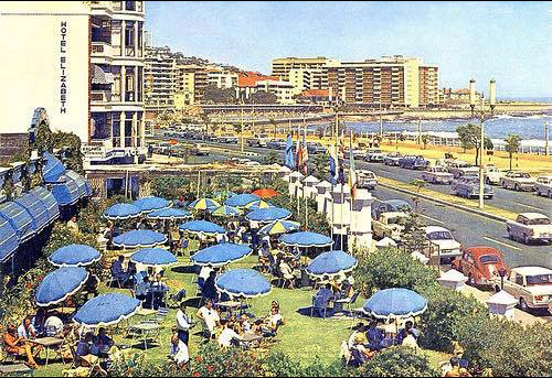 These vintage pictures of Cape Town will take you back