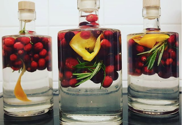 Make your own craft gin in 3 easy steps