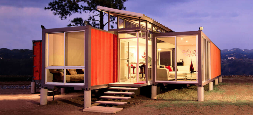 Container Houses In South Africa