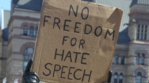 Hate Speech Bill amended