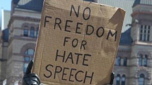 Hate Speech Bill amended