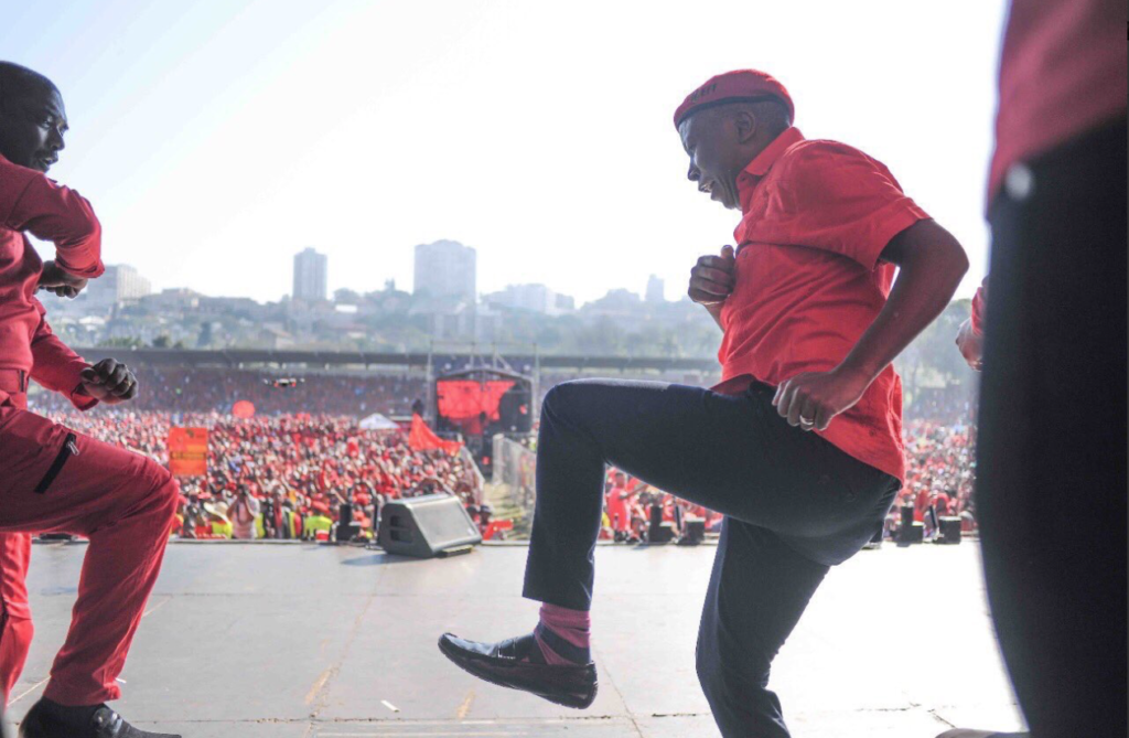 AfriForum and Gerrie Nel to prosecute Julius Malema