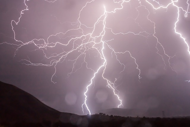 Storm warning for Cape Town