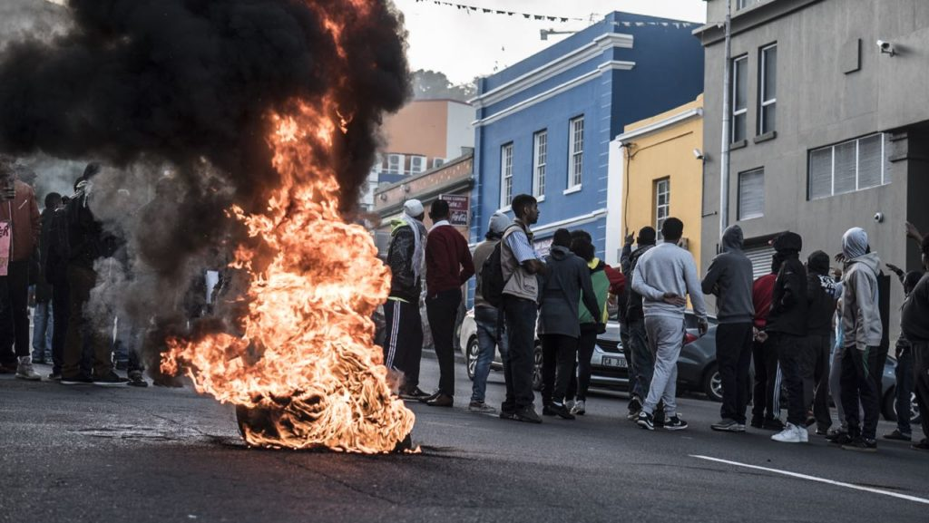 Bo-Kaap residents fight gentrification