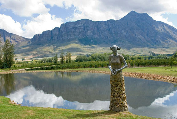 Tucked away in Tulbagh