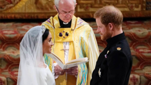 The Royal Wedding in pictures