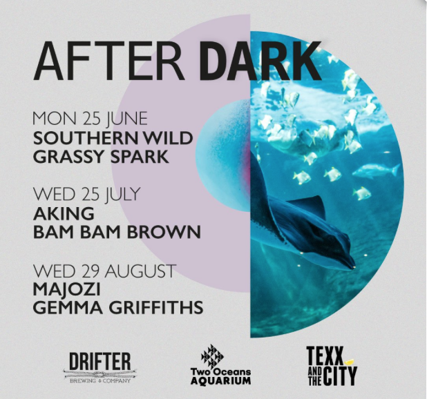 After Dark at Two Oceans Aquarium