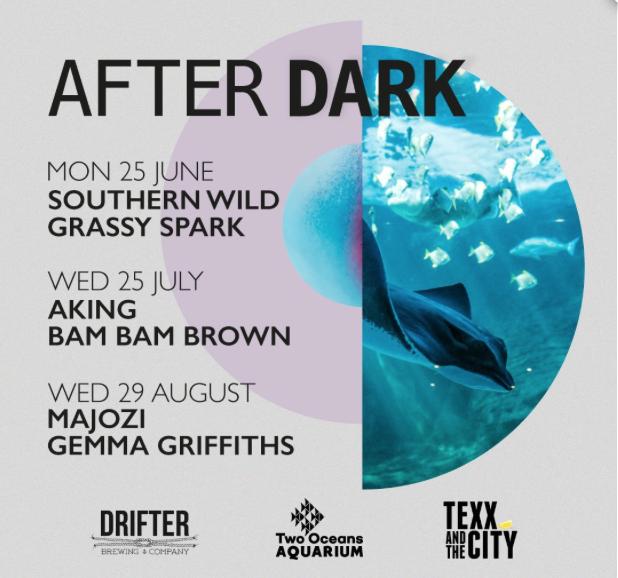 After Dark at Two Oceans Aquarium