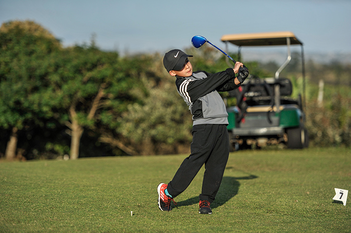 Cape Town golf prodigy heads to Scotland